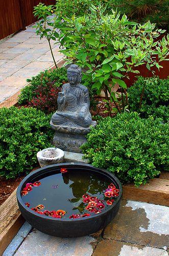 50 fotos de jardins planejados que v o inspirar voc for Plants suitable for japanese garden