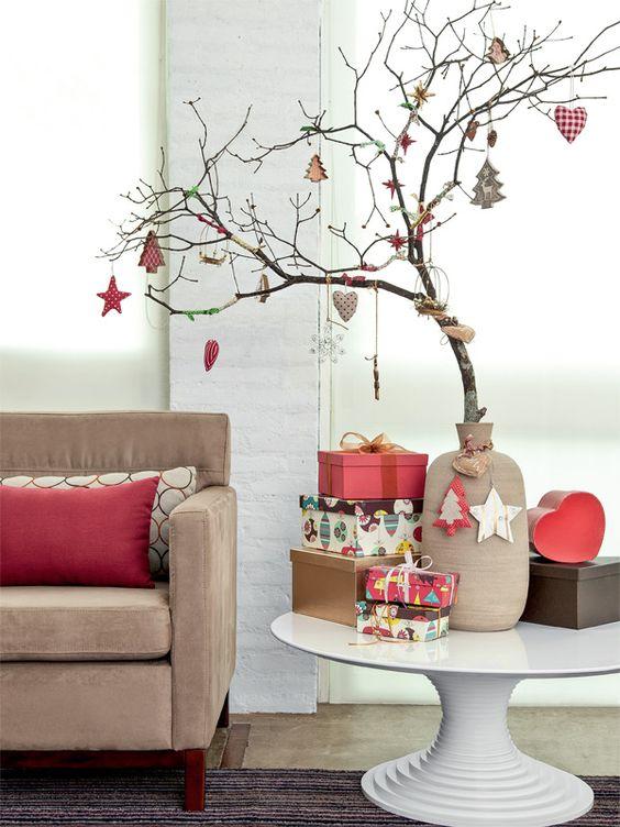 arvores-de-natal-decoradas