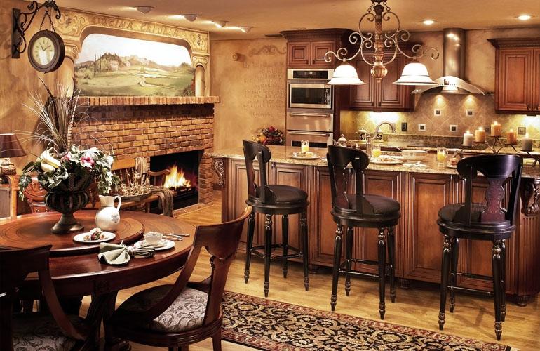 Kitchen Island Decor Ideas Granite