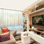 15 Modelos de Decoração para Sala de TV Pequena