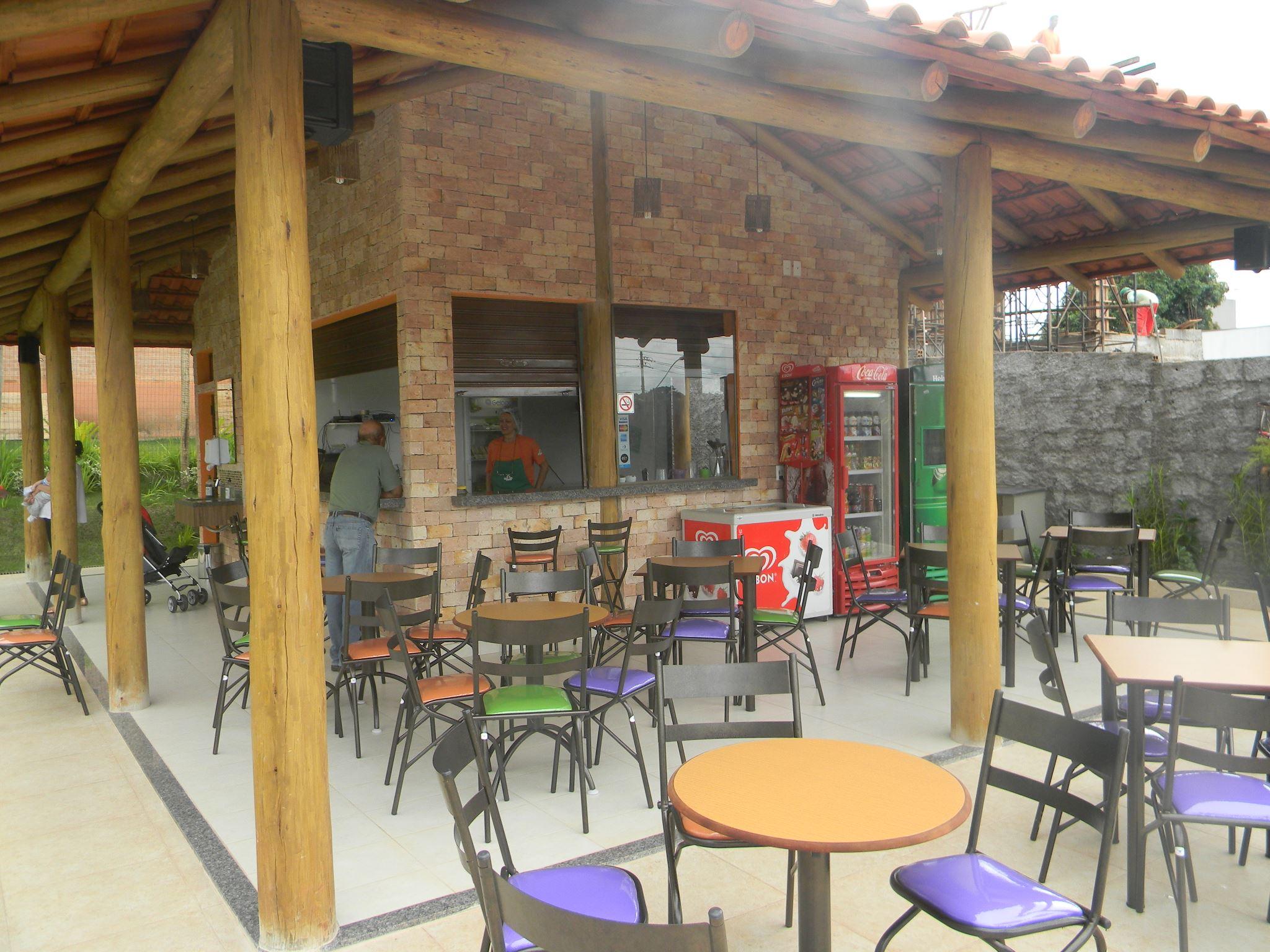 Decoração para Lojas de Açaí: Fotos #3E2AA1 2048 1536