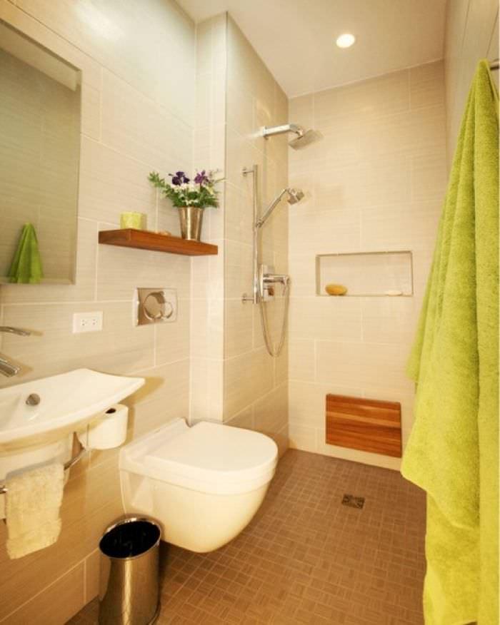 Ideias criativas para Decoração de Banheiros pequenos -> Ideias Criativas Para Decoracao De Banheiro