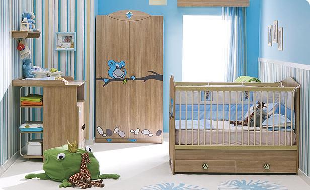 decoracao-quarto-de-bebe-masculino-como-fazer