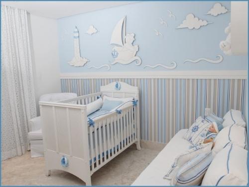 Quarto de bebê ~ Adesivos Quarto Bebe Masculino