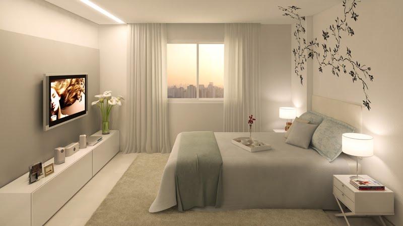 Decora o de quarto de casal 36 ideias para voc se inspirar for 6 cuartos decorados con estilo