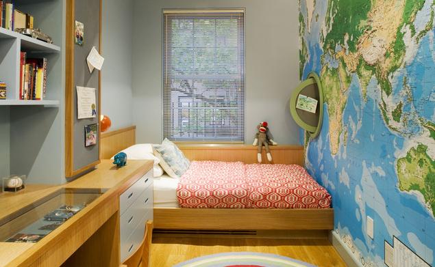 8 ideias para decorar um quarto infantil sem gastar muito for Houzz kids room