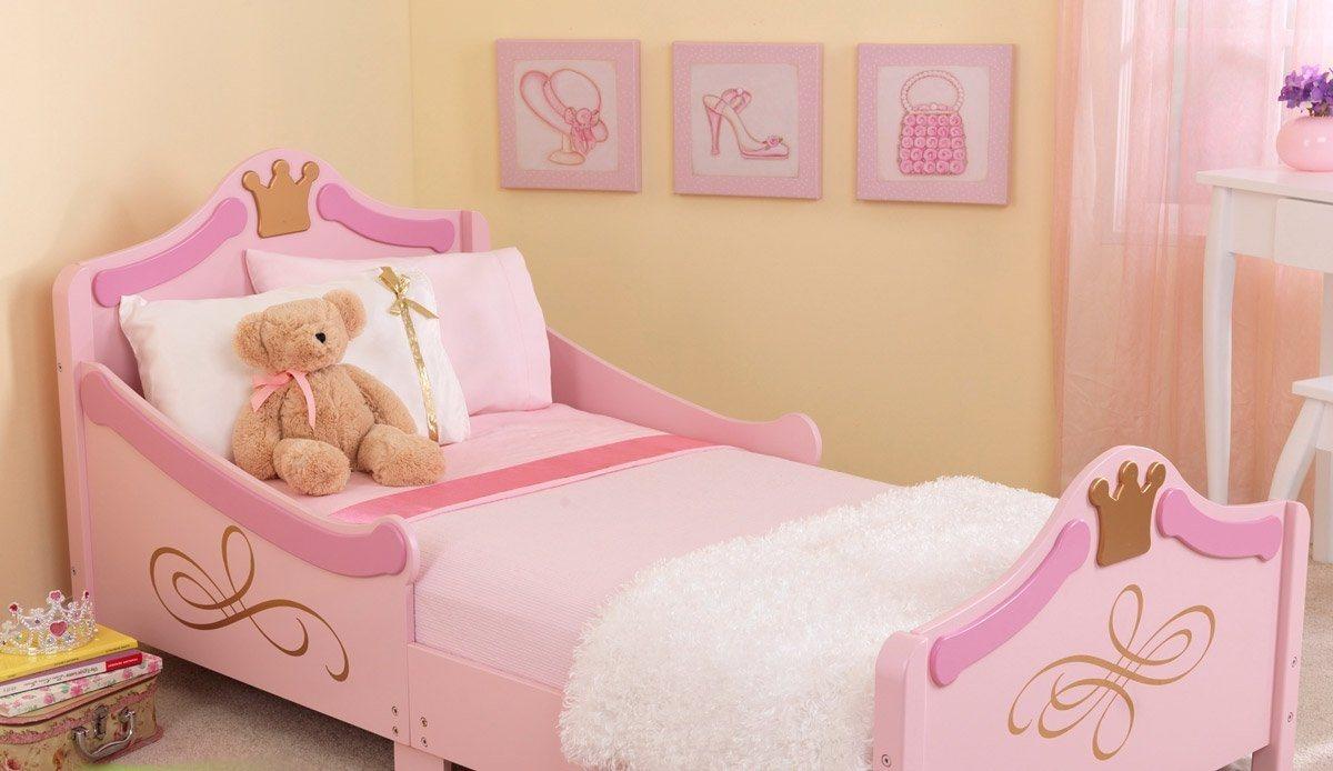 8 ideias para decorar um quarto infantil sem gastar muito - Cama de princesa para nina ...