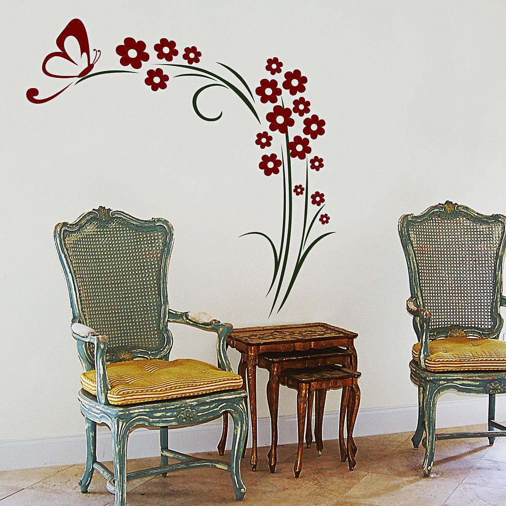 Ideias para decora o de paredes com adesivos for Fotografias para paredes