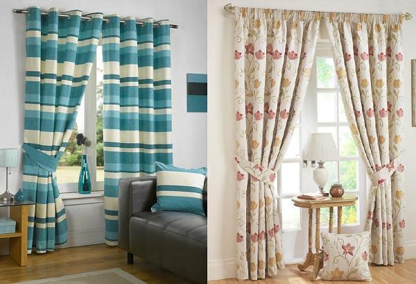 Cortinas para sala 18 modelos simples e modernas for Modelos de cortinas para salon moderno