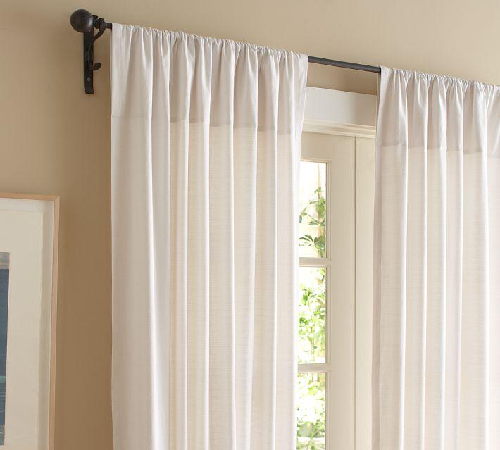 Cortinas para sala 18 modelos simples e modernas - Cortinas para el hogar modernas ...