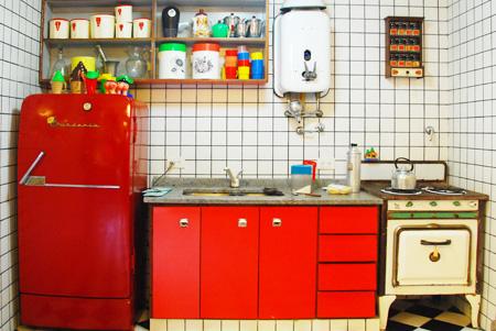 cozinha-vintage-decorada