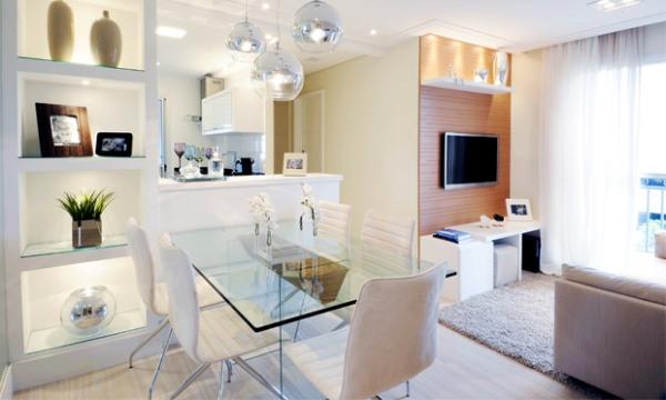 decoracao de apartamentos pequenos de baixo custo:Ideias criativas para Decoração de Apartamentos pequenos