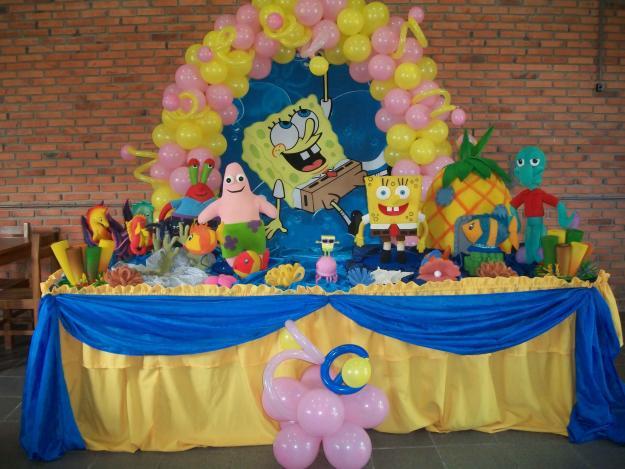 decoracao-bob-esponja-para-aniversario-infantil