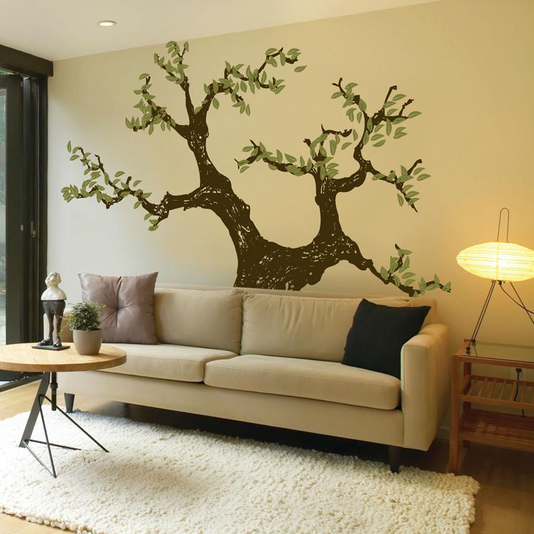 decoracao-com-adesivo-na-parede