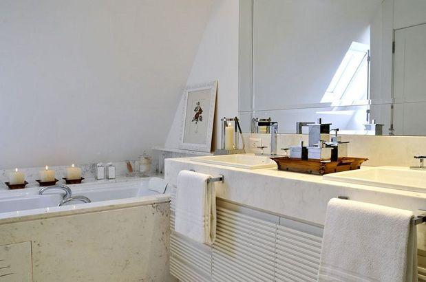 Decoração de Banheiros simples -> Decoracao De Banheiros Simples Com Fotos
