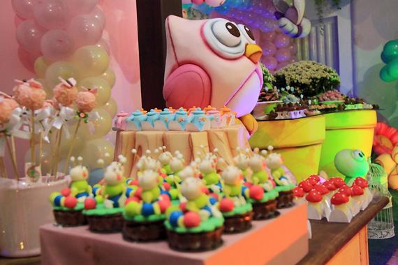 fotos de aniversario tema jardim encantado : fotos de aniversario tema jardim encantado:Decoração de festa infantil tema Jardim encantado