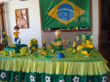decoracao-para-aniversario-tema-copa-do-mundo
