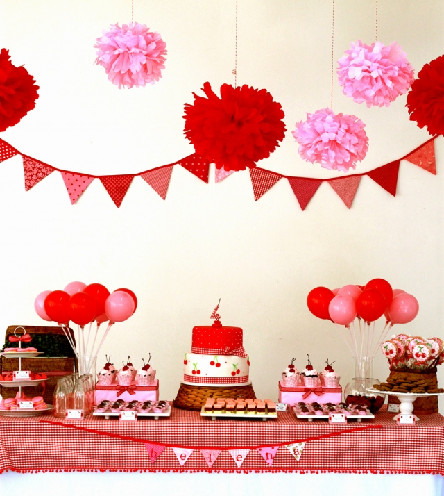 decoracao festa simples:Festa De Aniversario Simples