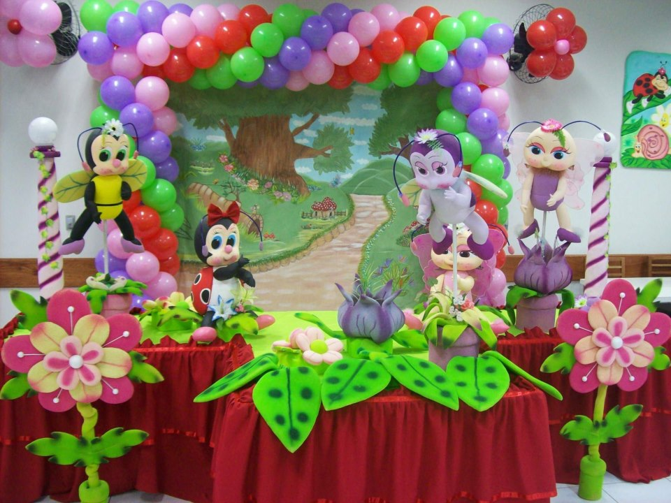 decoracao de festa infantil tema jardim:Decoracao De Festa Infantil Jardim