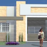 12 Modelos de Fachadas de Casas simples