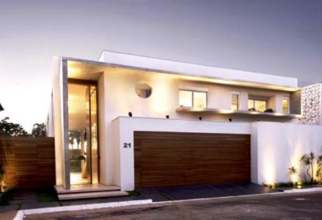 18 modelos de fachadas de casas modernas for Buscar casas modernas