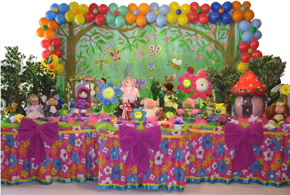 festa infantil jardim encantado dicas e ideias Car Tuning