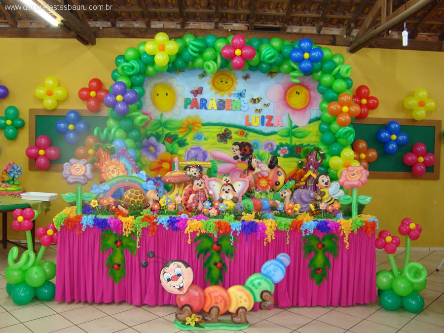 enfeite mesa para decoracao festas tema jardim encantado Car Tuning