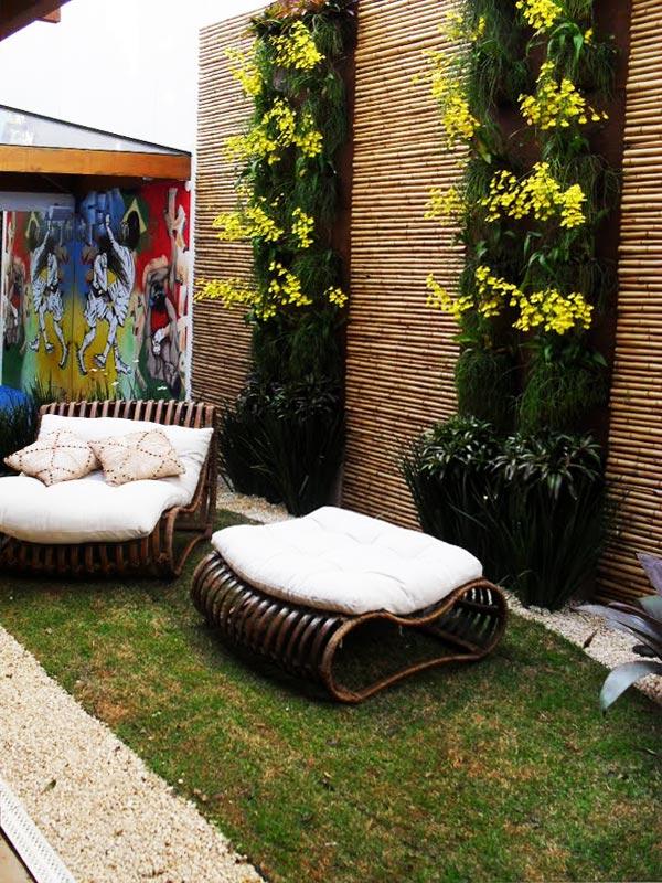 ideias jardins verticais : ideias jardins verticais:Jardim Vertical