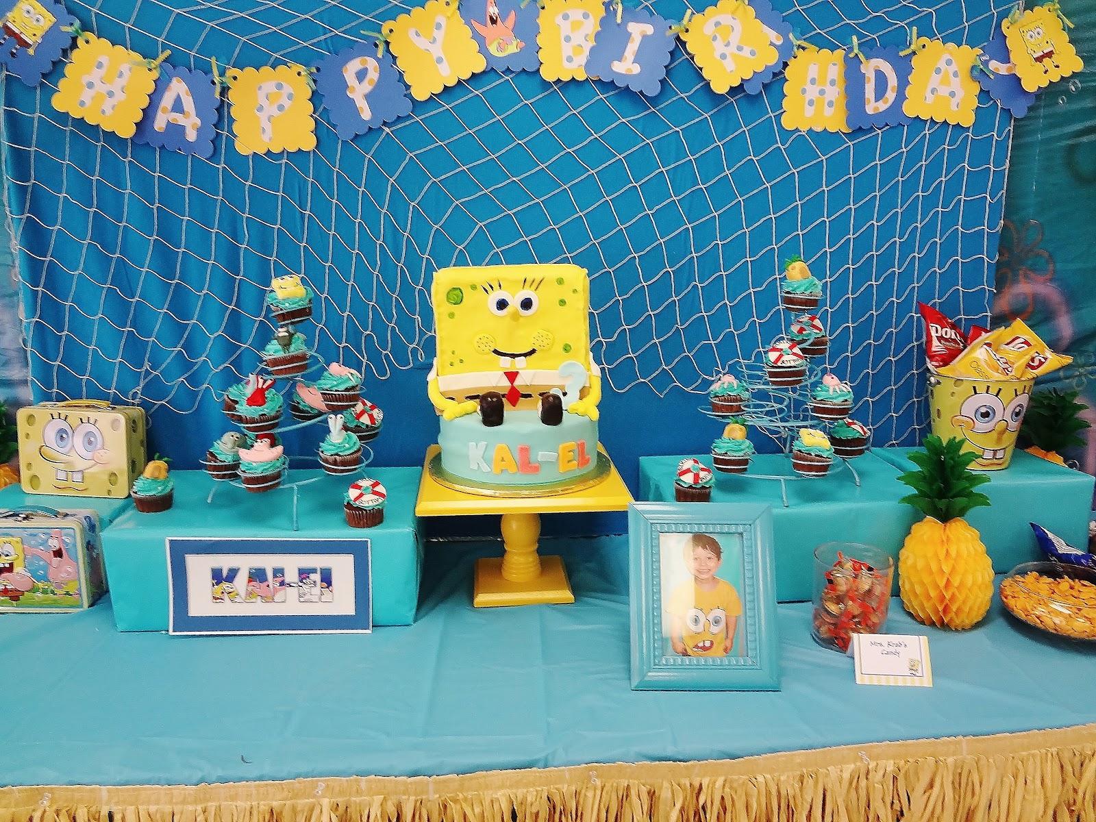 fotos-decoracao-aniversario-bob-esponja