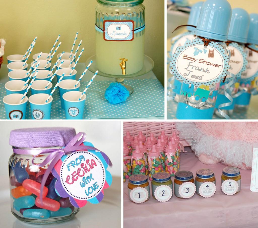 ideias criativas para decoracao de interiores : ideias criativas para decoracao de interiores:Ideias Criativas para Decoração de chá de bebê