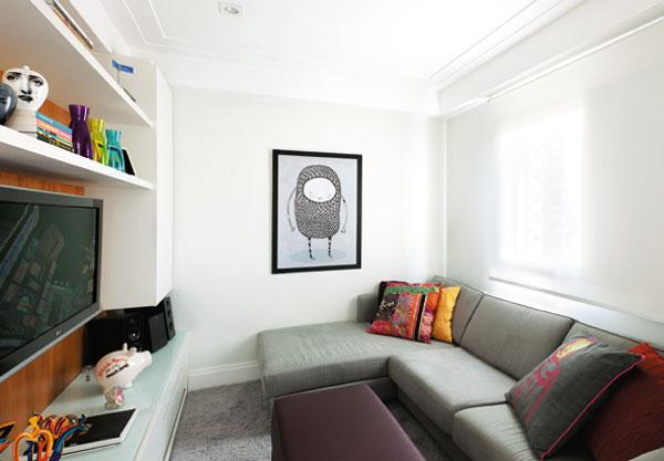 decoracao simples para ambientes pequenos : decoracao simples para ambientes pequenos:Ideias criativas para Decoração de Apartamentos pequenos