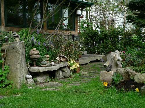 pedras para montar um jardimComo fazer um Jardim – Ideias Criativas