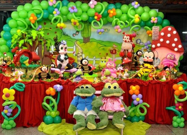 fotos de aniversario tema jardim encantado : fotos de aniversario tema jardim encantado:modelos-de-decoracao-infantil-tema-jardim-encantado