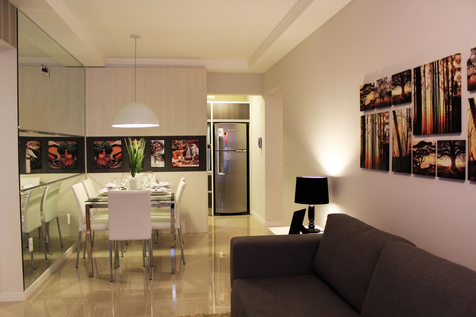 21 modelos de salas de jantar decoradas for Modelos salas para departamentos pequenos