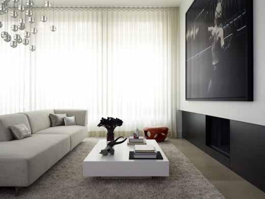 sala-apartamento-decorada