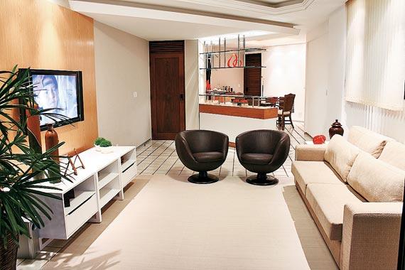 Ideias criativas para decora o de apartamentos pequenos for Acabados para apartamentos pequenos