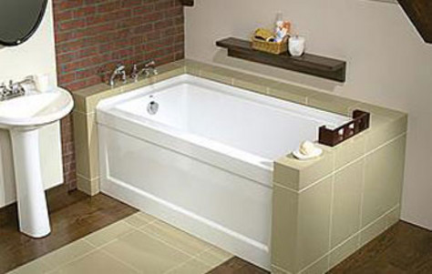 #474301 Modelos de Banheiras para Banheiros pequenos 474x301 px banheira pequena simples