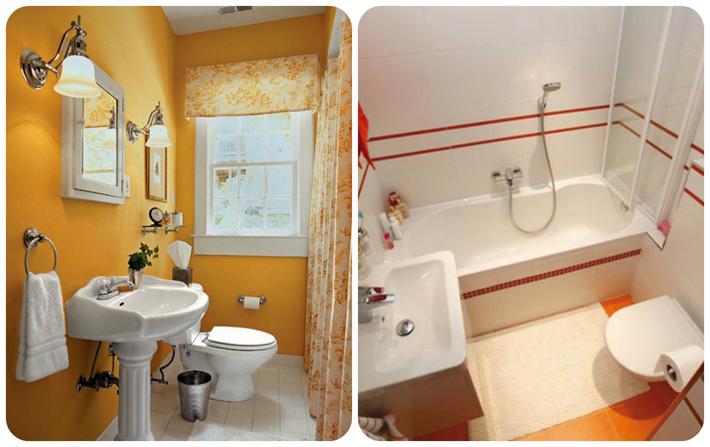 Modelos de Banheiras para Banheiros pequenos -> Fotos De Banheiro Com Banheira Pequeno