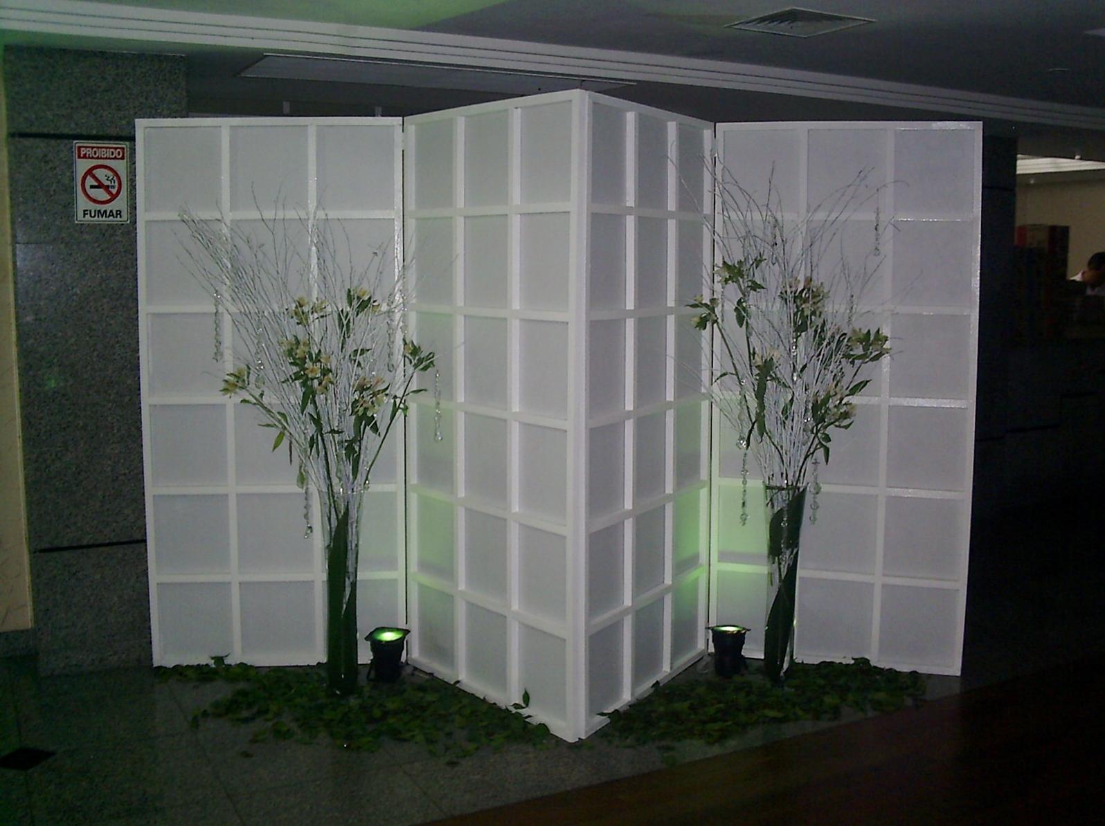 decoracao-de-casamento-usando-biombos