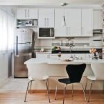 Decoração de Cozinhas de apartamentos – Fotos
