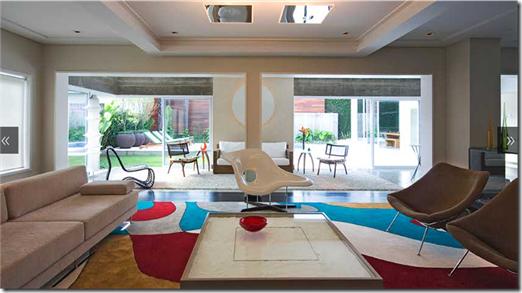 Salas De Estar Super Modernas ~ Decoração de Salas de estar modernas – Fotos