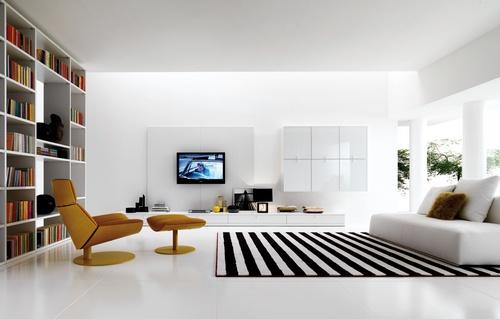 decoracao-moderna-para-sala-de-estar
