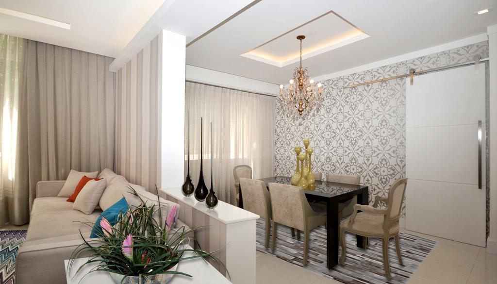 Sala De Estar E Jantar De Luxo ~  para Sala de Jantar # decoracao de interiores sala de estar e jantar