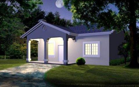 fachada-de-casa-moderna-e-pequena
