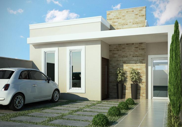 fachada-de-casas-pequenas