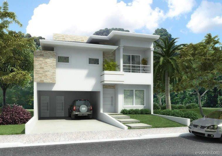 Fachadas de casas modernas fachadas de sobrados auto for Fachadas de casas modernas wikipedia