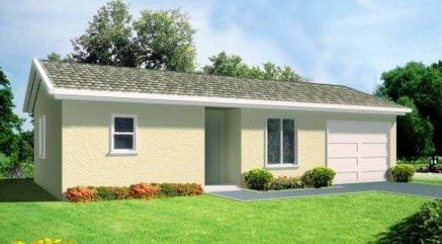 16 modelos de fachadas de casas pequenas e modernas for Modelos de casas pequenas y bonitas