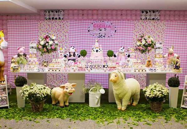 festa-infantil-fazendinha-rosa