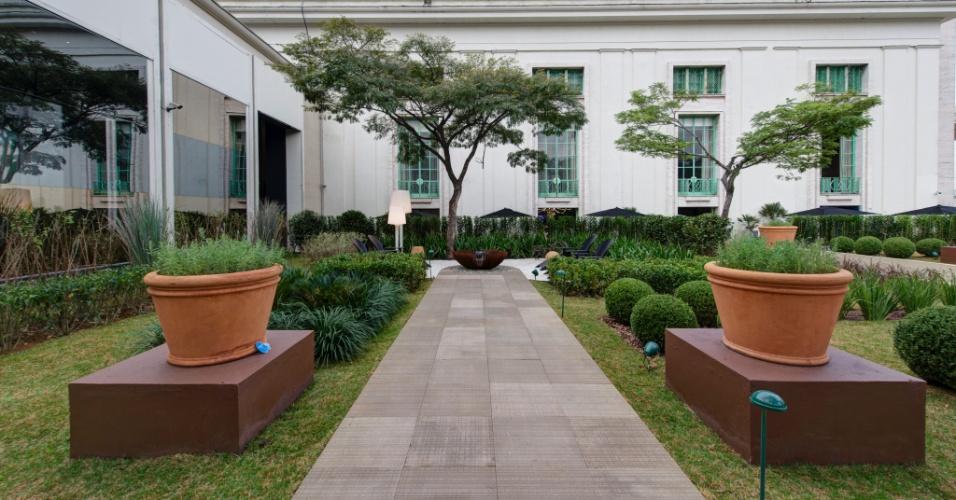 imagens jardins casas : imagens jardins casas:21 Fotos de Jardins de casas para você se inspirar