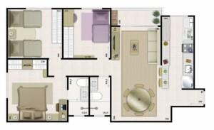 modelos-gratis-de-plantas-de-casas-com-3-quartos